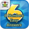 6 Numbers Easy Answers