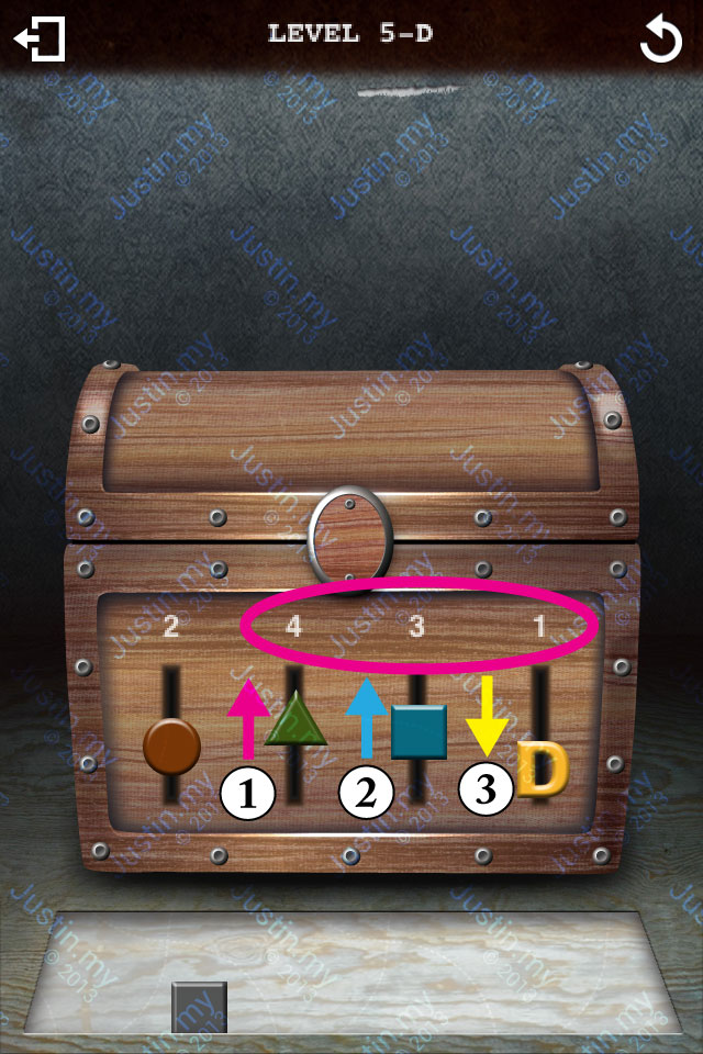 Treasure Box 2 Level 5-D