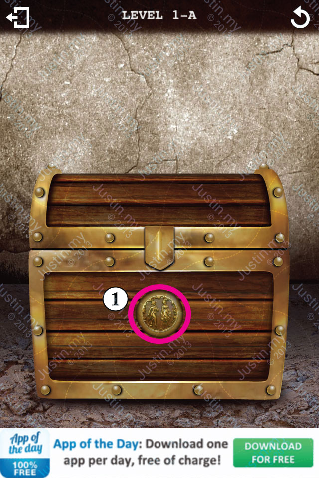 Treasure Box Level 1-A