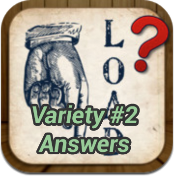 What's the Saying Variety 2 Answers - Game Solver