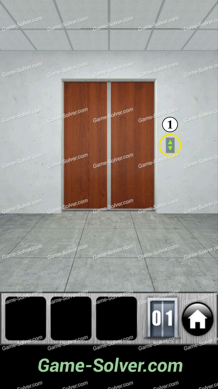 100 Doors 2013 Level 1