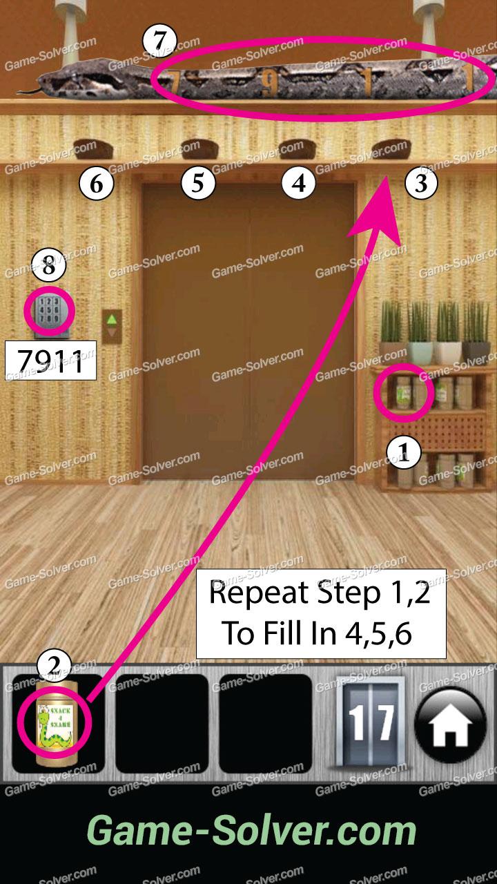 100 doors 2013 level 17 game solver for 100 door 2013