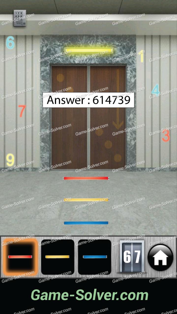 100 doors 2013 level 41 android walkthrough