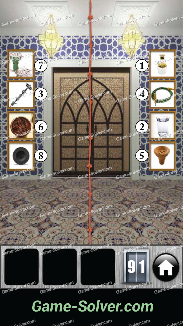 100 Doors 2013 Level 93 Iphone