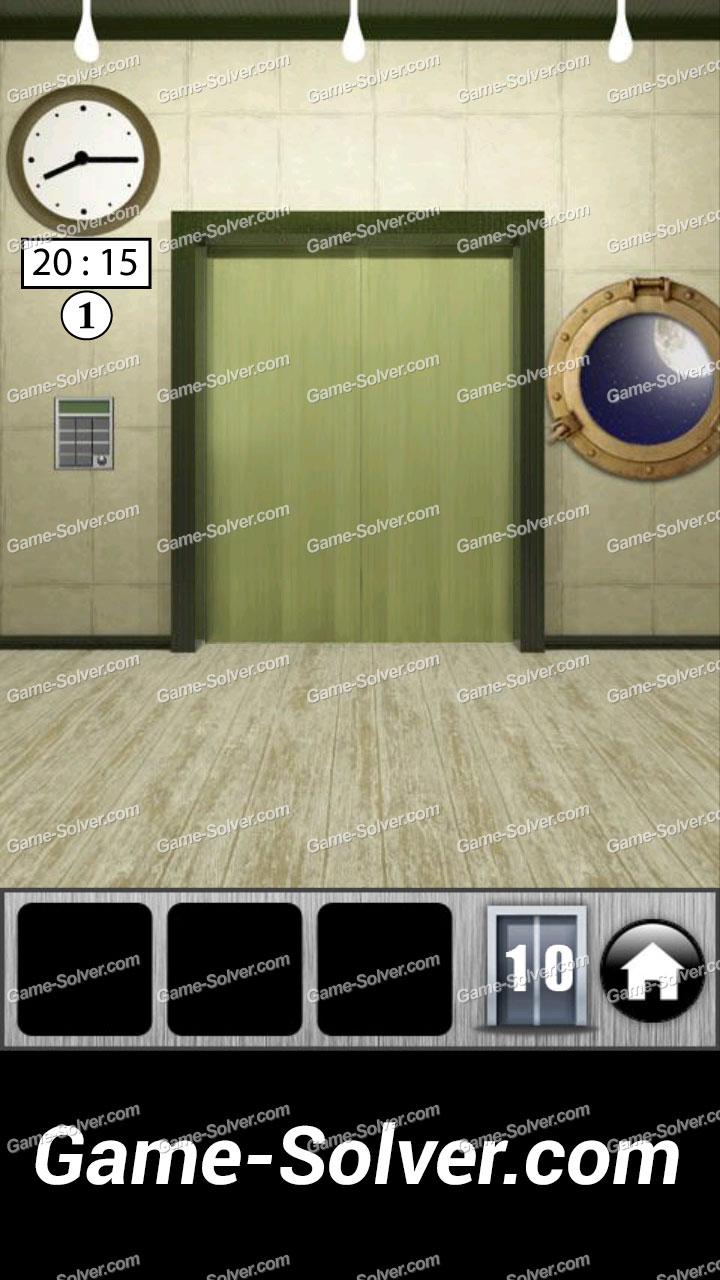 100 Doors Runaway Level 10 & 100 Doors Runaway Level 10 - Game Solver