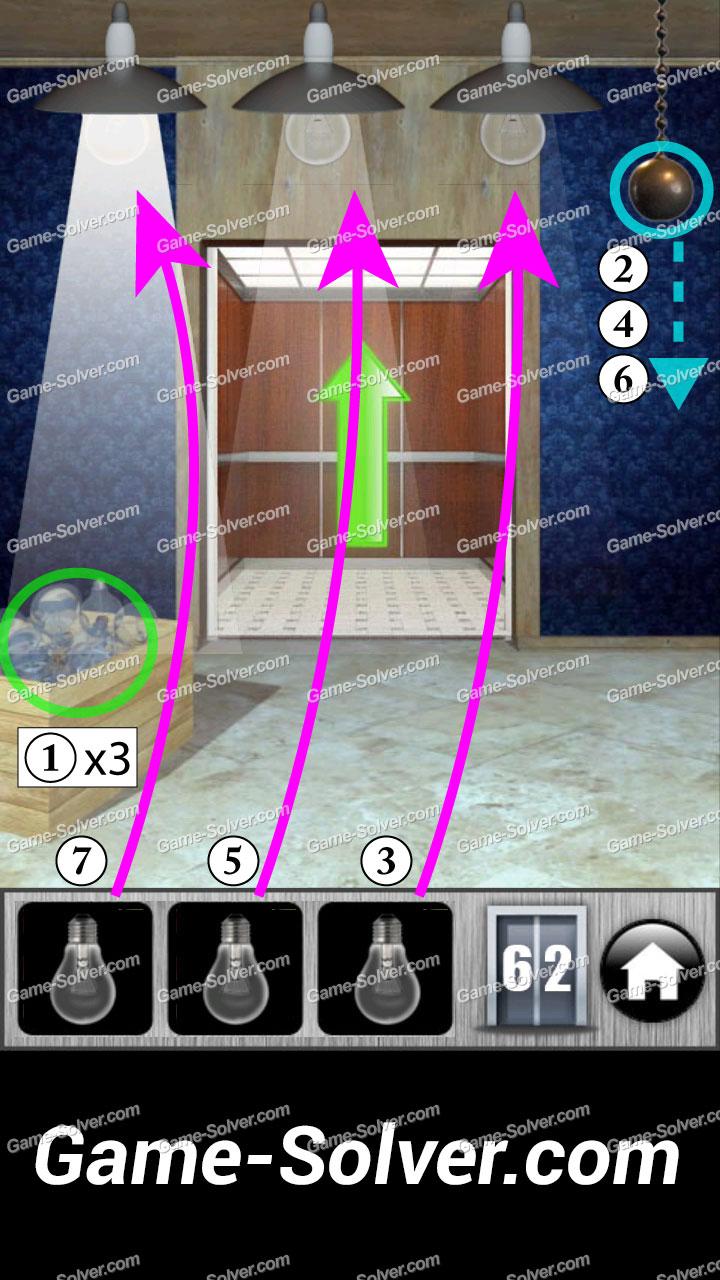 100 doors runaway level 62 game solver for 100 doors door 62
