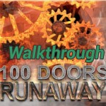 100 Doors Runaway Walkthrough