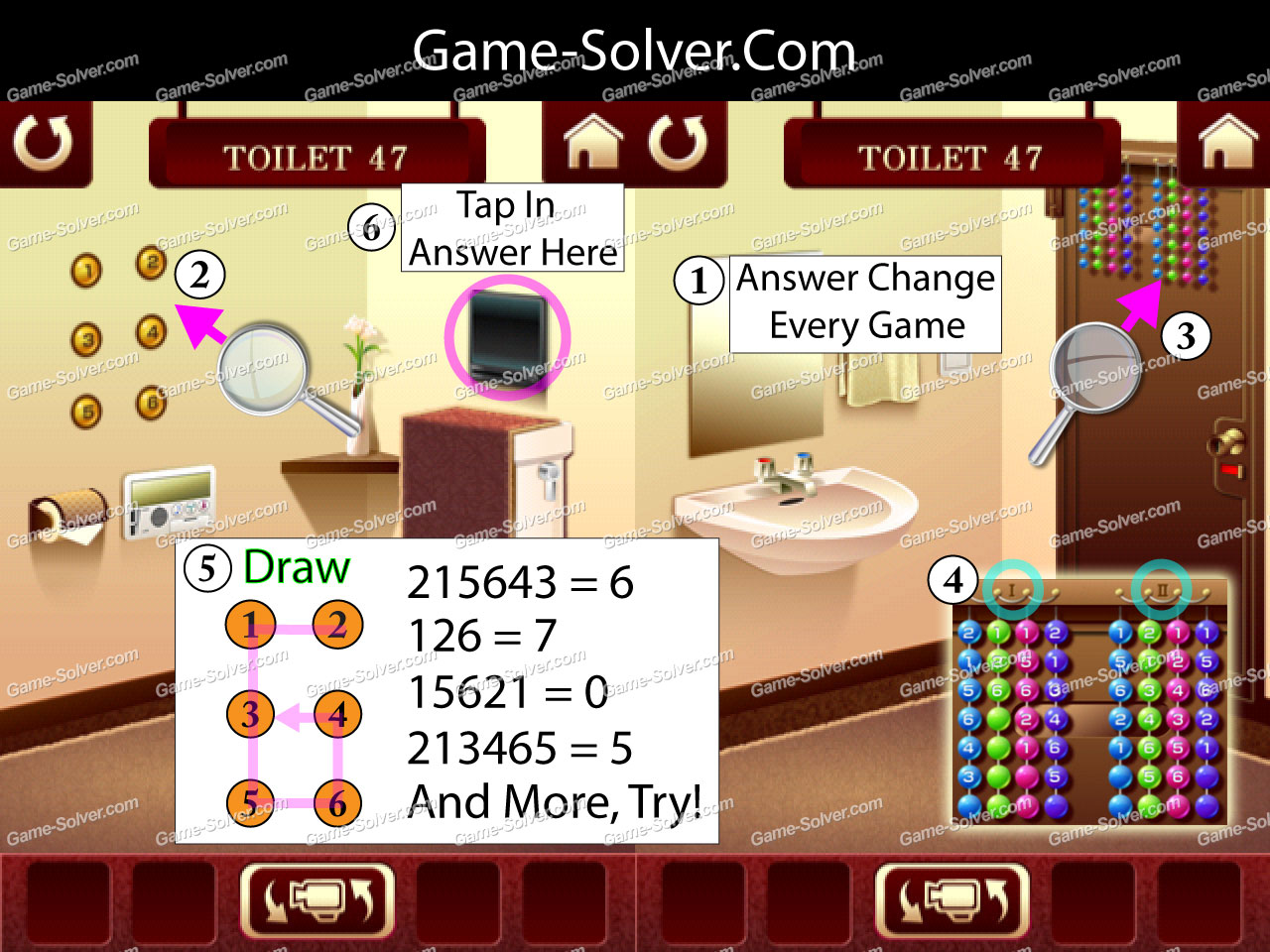 Soluzioni 100 Rooms Comments List Of Levels Can You