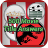500 Movie Title Answers