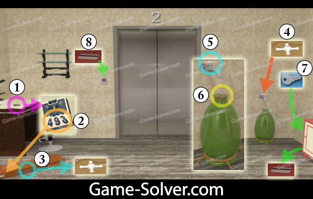 Can You Escape Level 2