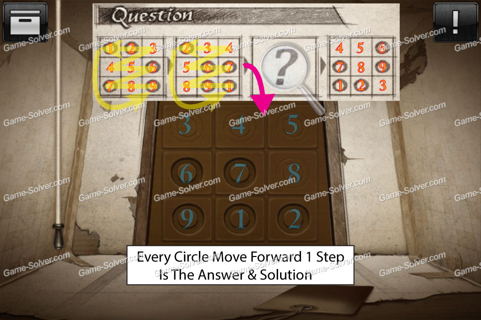 Doors and Rooms 2-14 - Game Solver