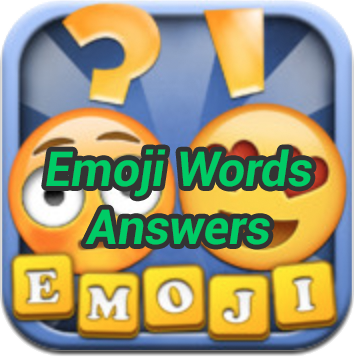 Emoji Words Answers Game Solver