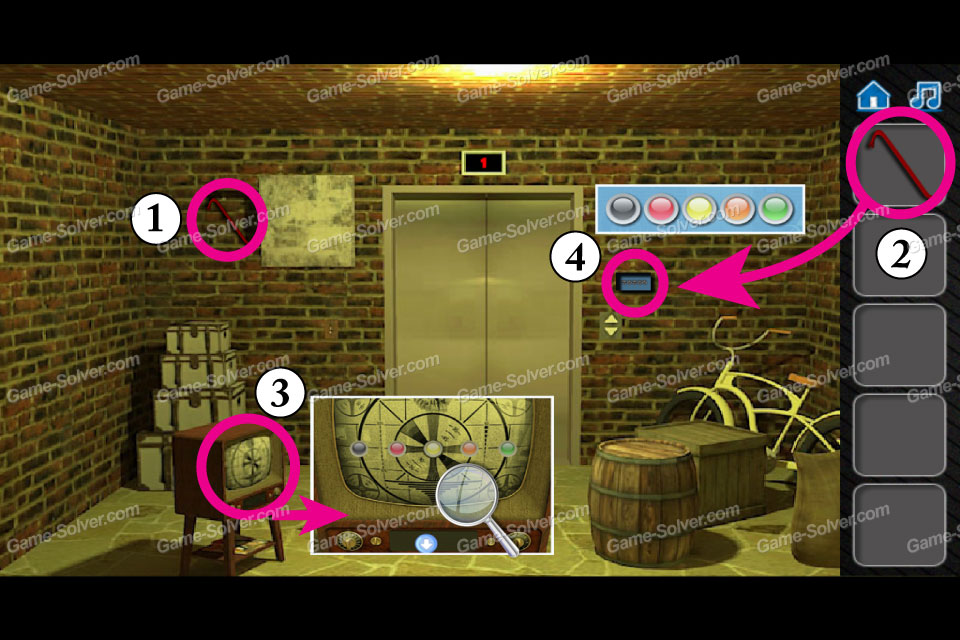 Can You Escape  X Rooms Walkthrough