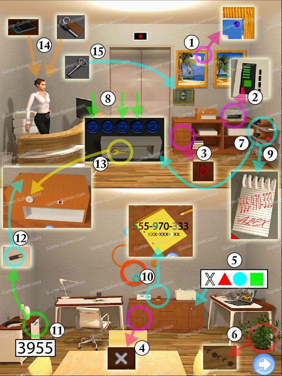 Room Escape Logo Newhairstylesformen2014 Com
