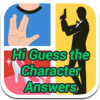 Hi Guess the Character Answers