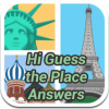 Hi Guess the Place Answers
