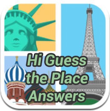 hi guess the place answers game solver