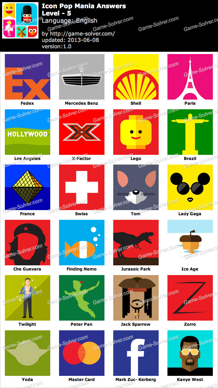 Guess the Movie Pop Quiz Answers | iPlay.my
