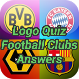 Logo Quiz Football Clubs Answers - Game Solver