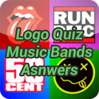 Logo Quiz Music Bands Answers Game Solver