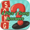 4 Pics 1 Song Answers