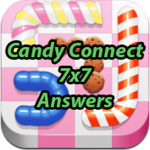 Candy Connect 7×7 Answers