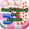 Candy Connect 9x9 Answers