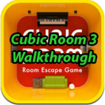 Cubic Room 3 Walkthrough