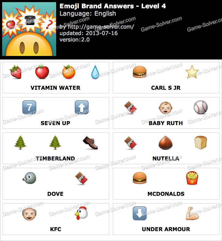 Emoji Brand Lev... Guess The Brand Level 16
