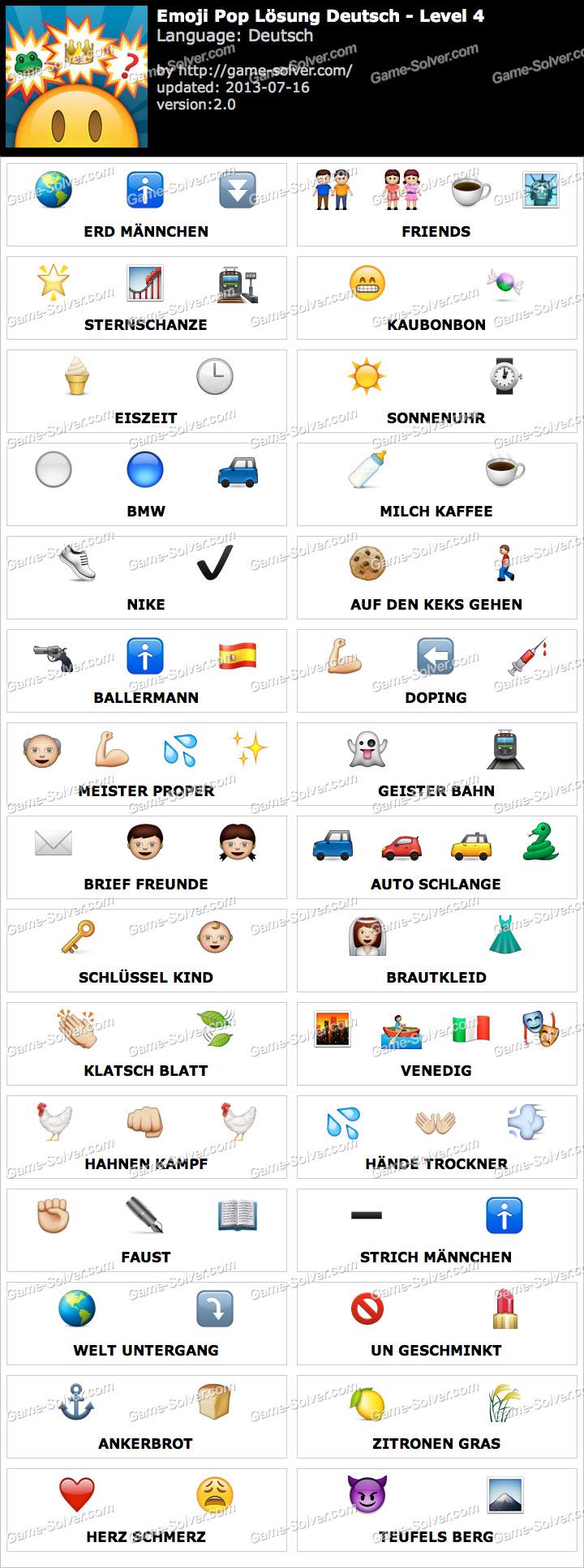 Emoji Pop Level 4