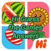 Hi Guess the Games Answers