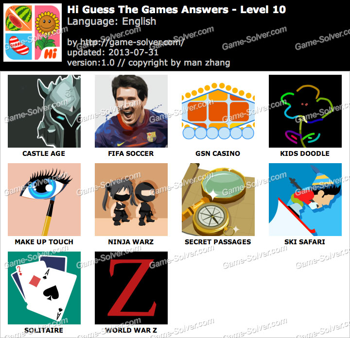box24 casino guess the game answers