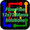 Flow 12x12 Mania Solutions