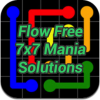 Flow 7x7 Mania Solutions