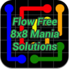 Flow 8x8 Mania Solutions