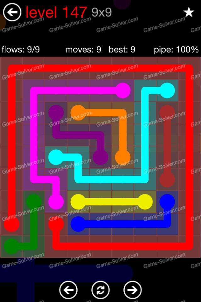 Flow 9x9 Mania Level 147