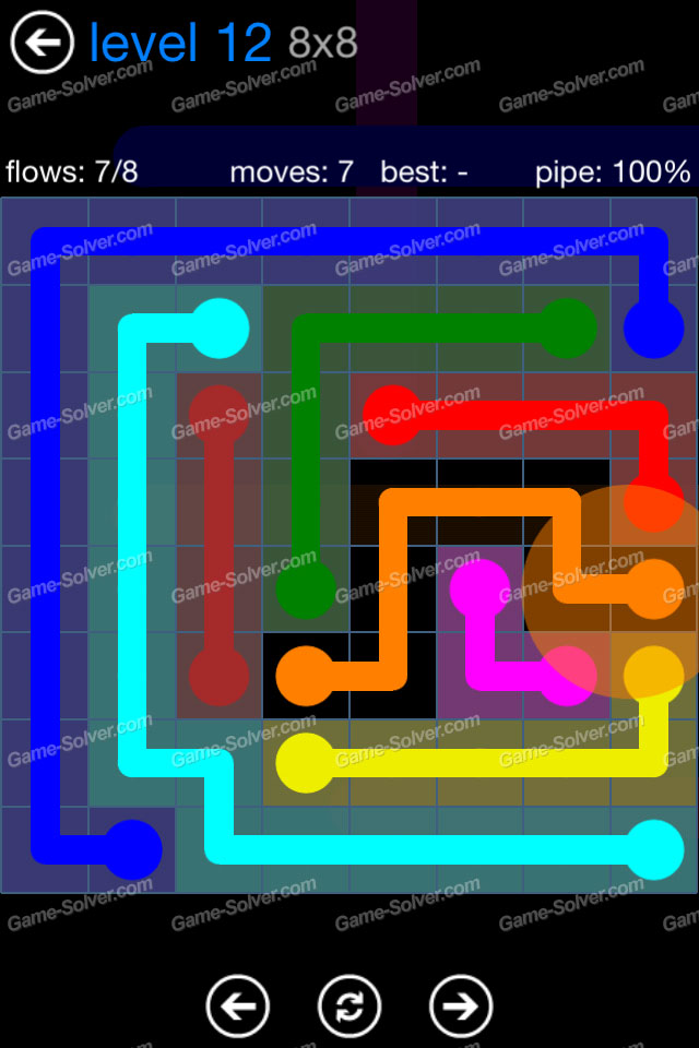 Flow Bonus Pack 8x8 Level 12