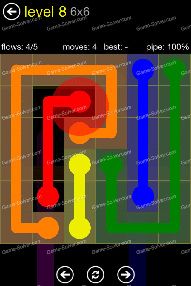 Flow Regular Pack 6x6 Level 8