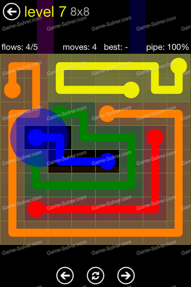 Flow Regular Pack 8x8 Level 7
