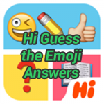 Hi Guess the Emoji Answers