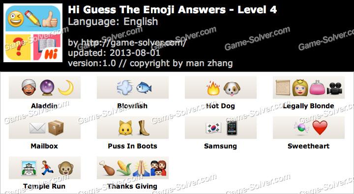 emoji quiz level 39