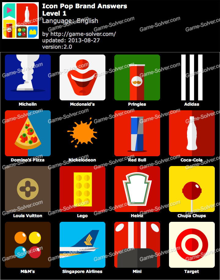 Icon Pop Brand Level 1