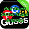 Pop Guess Staten Island Answers