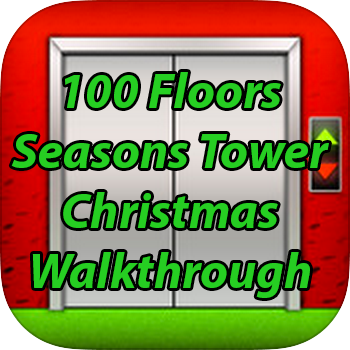 100 Floors Seasons Tower Christmas Walkthrough Game Solver