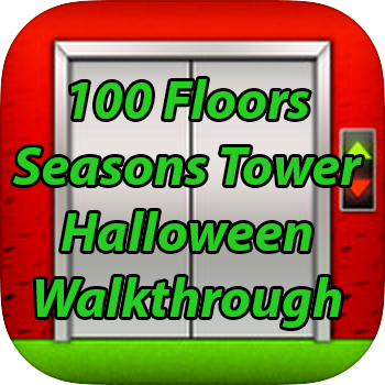 100 Floors Seasons Tower Halloween Walkthrough Game Solver