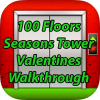100 Floors Seasons Tower Valentines Walkthrough