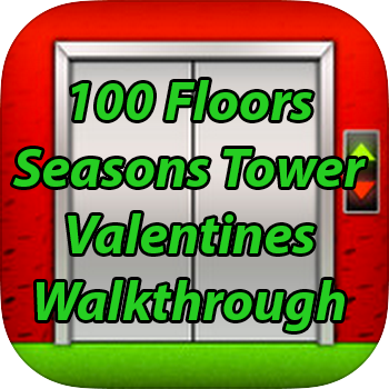 100 Floors Seasons Tower Valentines Level 12