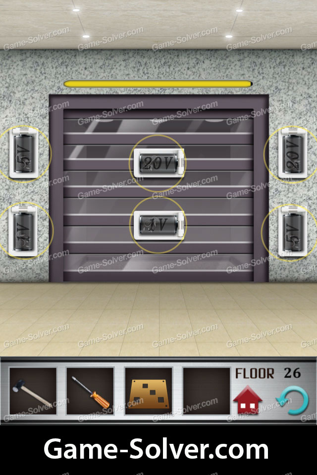100 Doors And Room Escape Level 13