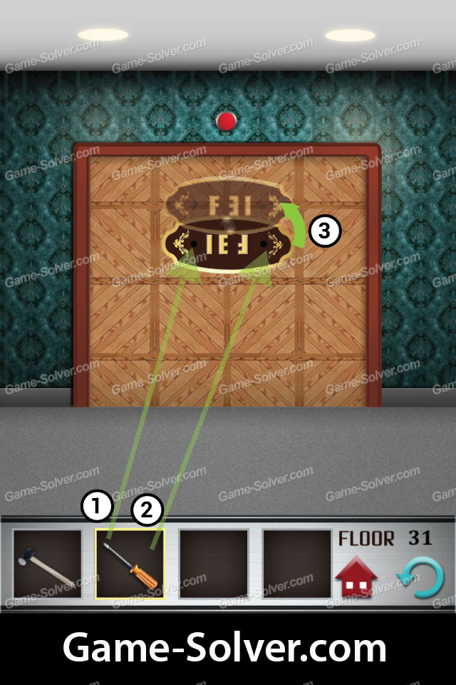 100 Floors Annex Level 32 Explanation Skill Floor Interior