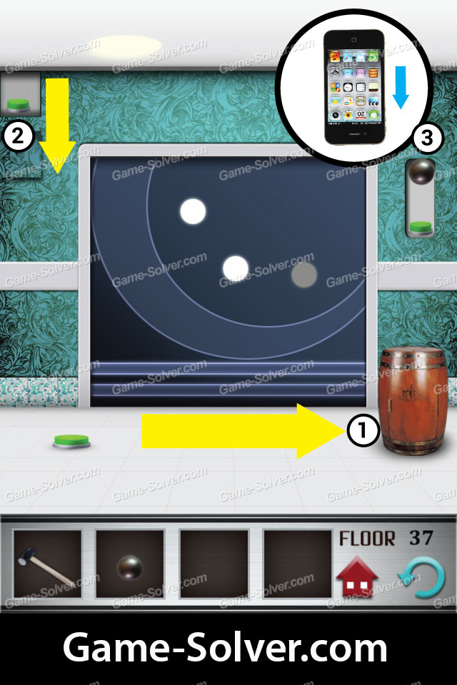 100 floors level 37 game solver for 100 floor level 17 answers